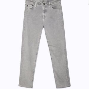 AG Isabelle High Rise Straight Jeans